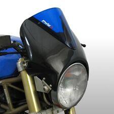 Windschild Puig VN für Suzuki SV 650/1000 Cockpit-Scheibe carbon/blau