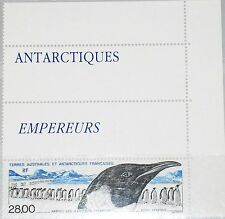 TAAF FSAT 1994 Maury Air 133 328 C132 Zf Emperor Penguins Fauna Pinguin MNH