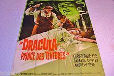 christopher lee DRACULA prince des tenebres ! 1er sortie 1965 hammer film :/  fp