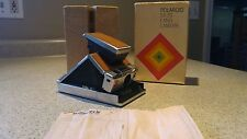 Polaroid SX-70 Folding Land Camera, Fantastic Condition!