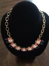"""J. Crew Chain Link Costume 20"""" Long Necklace"""