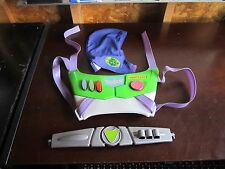 Disney Toy Story Buzz Lightyear Costume pieces Fun Dress to infinity and beyond