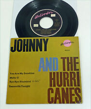 "JOHNNY & THE HURRICANES ""Same (Teensville)"" M-/EX D 1961 Heliodor 7"" EP 463 041"