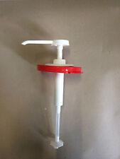 Azett Reinfix 338903 Kunststoff Pumpe Dosierpumpe für Handwaschpaste 3 l Flasche
