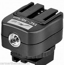 Metz Hot Shoe Sync Adaptor for Sony TSC-50