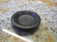 C-MOUNT BODY CAP DUST COVER CCTV LENS TURRET CAPS for BOLEX 16MM MOVIE CAMERA