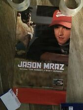 Jason Mraz  Waiting for My Rocket to Come PROMO POSTER 14 X 20