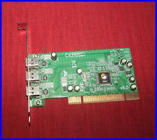 SIIG 1394 FireWire 3-Port Internal High Profile PCI Card NN-400012-S8