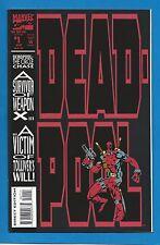 Marvel Comics DEADPOOL CIRCLE CHASE #1 - 1993 Ltd Series 1st Solo Deadpool Comic