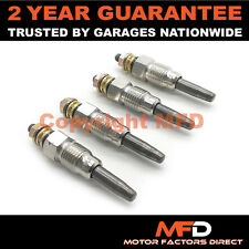 4X FOR VW TRANSPORTER T4 1.9 1990-95 DIESEL HEATER GLOW PLUGS 1X, ABL ENGINES