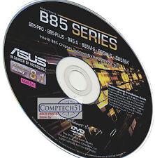 ASUS B85 PLUS MOTHERBOARD DRIVERS M4654 WIN 10 DUAL LAYER DISK