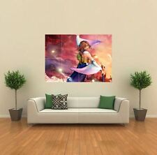 FINAL FANTASY 10 YUNA NEW GIANT LARGE ART PRINT POSTER PICTURE WALL J271