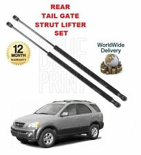 FOR KIA SORENTO 2.5DT CRDi 3.3 3.5 2003-2010 NEW REAR TAIL GATE STRUT LIFTER SET