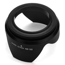Shoot 52MM Flower Petal Screw-On Lens Hood for Nikon D3300 D3200 D3100 D5000