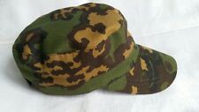 Rus army summer hat PARTIZAN SS camo one size Rip-stop fabric