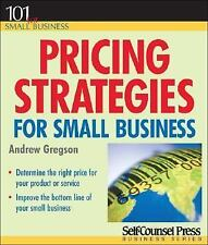 Pricing Strategies for Small Business (101 for Small Business)-ExLibrary