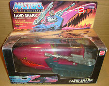MASTERS OF THE UNIVERSE MOTU 7892 LAND SHARK EVIL MONSTER MATTEL 1984 HE-MAN