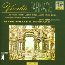 Vivaldi; Farnace. Carraro. Nuova Era CDx2. STILL FACTORY SEALED.