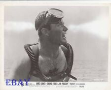 James Garner barechested VINTAGE Photo Up Periscope