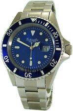 Eichmüller Herrenuhr Edelstahl Taucheruhr Ø43 Miyota 20ATM steel dive watch 200m