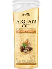 JOANNA ARGAN OIL Haar Spülung, Conditioner strapaziertes Haar mit Arganöl 100ml