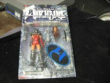1999 Moore Collectibles Sara Pezzini as Witchblade Series II Figure Masked New