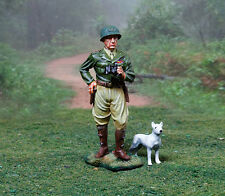 COLLECTORS SHOWCASE WW2 AMERICAN NORMANDY CS00887 PATTON WITH WILLY MIB
