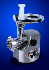 New Stainless Steel Compact  Electric Meat Grinder Sausage Stuffer MT198 3000W
