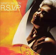 NANCY WILSON - R.S.V.P. CD ( 2004 PRomo, Jazz Singer )