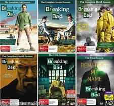 Breaking Bad Series COMPLETE COLLECTION Season 1 - 6 FINAL : NEW DVD