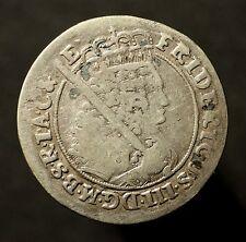 Kfsm. Brandenburg-Preußen, Friedrich III., 18 Gröscher 1699 SD Königsberg