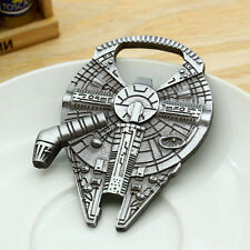 Star Wars Millennium Falcon Metal Alloy HQ Novelty Opener Bottles