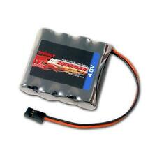 Tenergy 4.8V 2000mAh Receiver RX NiMH Battery Pack Futaba Hitec JR