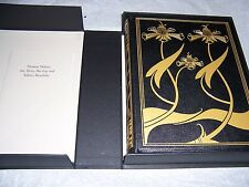 Folio Society Le Morte Darthur by Sir Thomas Malory ILLUSTR. Aubrey Beardsley