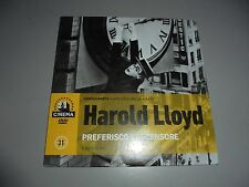 DVD PREFERISCO L'ASCENSORE N°31 IL SOLE 24 ORE CINEMA HAROLD LLOYD