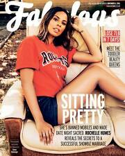 Fabulous Magazine Rochelle Humes 6 NOV 2016 New Bagged