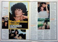 Femmes d'Aujourd'hui 1979: Interview MARIE-HELENE BREILLAT_LES CRECHES