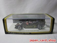 20941 REG Spark 1/43 1979 LOTUS #31 H. Rebaque French GP LOT-SPK-79FRA