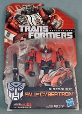 Transformers SIDESWIPE COMPLETE Autobot Car Generations FoC Fall of Cybertron