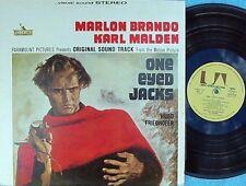 Hugo Friedhofer JAP OST Reissue LP One eyed Jacks NM Marlon Brando