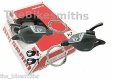 SRAM X7 2 X 10 speed MTB Trigger Shifter Set Bike Zero Loss fit X9 XX 1:1