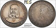 1931 GERMAN SILVER MEDAL WEIMAR REPUBLIC PCGS MS-65 DEUTCHES REICH (GERMANY)