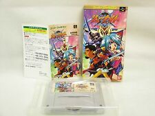 Ryu Knight Load of Loads Paladin Good Condition Super Famicom Nintendo Japan sf