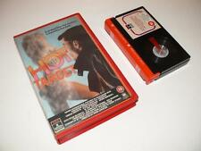 Betamax Video ~ Hot Target ~ Large Case Ex-Rental ~ RCA/Columbia Pictures
