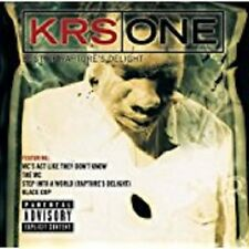 KRS ONE - Best Of Rapper's Delight - New Factory Sealed CD