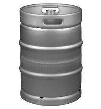 BRAND NEW Kegco 15.5 Gallon (1/2 Barrel) Commercial Beer Keg - Sankey D System