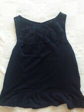 Girls Hollister sleeveless lace top size XS (11-12 years old)