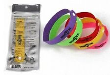 10x Mosquito Repellent Wristband Travel Mozzie Insect Camping Deet Bracelet