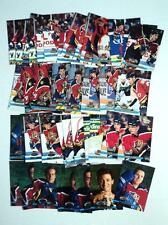 1993 Topps Stadium Club Lot of 47 Florida Panthers   Niedermayer