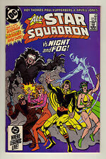 All Star Squadron #44 - April 1985 DC - Golden Age Heroes - VFn (8.0)